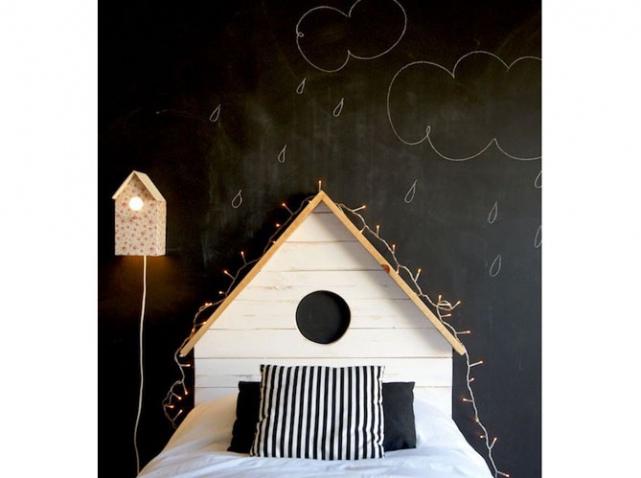 une tte de lit maison pour votre enfant comment faire une tte de lit maison le royaume des petits - Tete De Lit Enfant